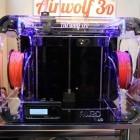 3D-Drucker: Airwolf3D, der Multimaterial-Drucker