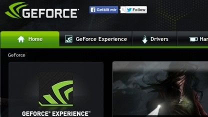 Geforce Experience von Nvidia