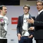 Code_n14 Award: Startup Viewsy bekommt Cebit-Preis