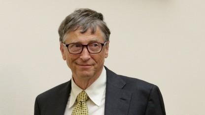 Microsoft-Gründer Bill Gates sieht Parallelen zu Mark Zuckerberg.