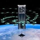 Kicksat: Minisatelliten drohen zu verglühen