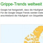 Algorithmen: Überschätzte Grippewelle durch Google Flu Trends