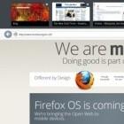 Modern UI: Firefox für Windows-8-Oberfläche kommt nicht