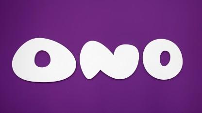 Logo des spanischen TV-Kabelnetzbetreibers Ono
