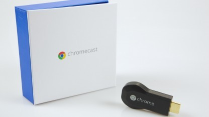 Googles HDMI-Stick Chromecast