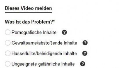 """Die """"Superkontrolleure"""" dürfen 20 Videos gleichzeitig melden."""