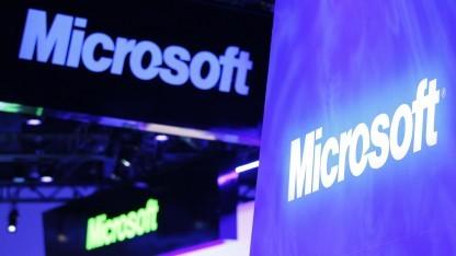 Microsoft: Wir sind Marktführer.
