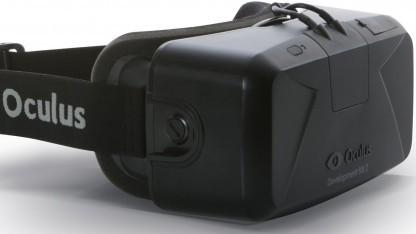 Einer der leitenden Techniker von Google Glass wechselt zu Oculus VR.