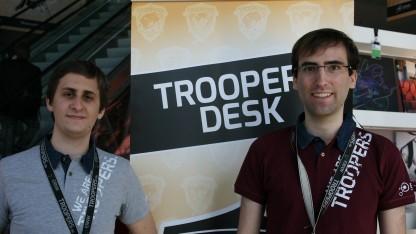 Peter Frühwirt und Sebastian Schrittwieser zeigen, dass Entwickler sich kaum um die Sicherheit ihrer Apps kümmern.
