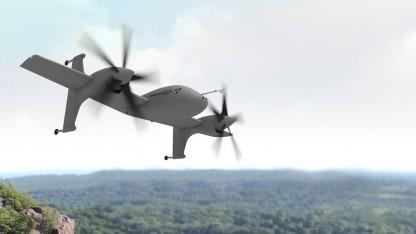 Darpa-Projekt VTOL X-Plane: schneller und effzienter als ein Hubschrauber