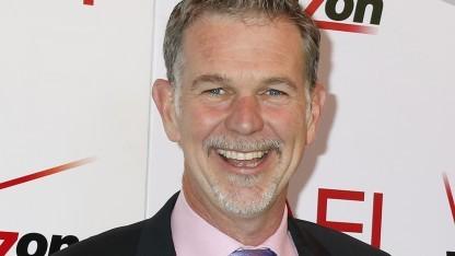 Hat ein eigenwilliges Verständnis von Netzneutralität: Netflix-Chef Hastings.