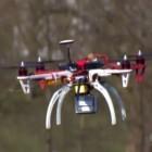 Drohne: Snoopy schnüffelt im Vorbeiflug