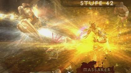 Ein Levelaufstieg in Diablo 3 Reaper of Souls