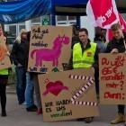 Mehr Gehalt: 3.000 Telekom-Beschäftigte heute im Streik