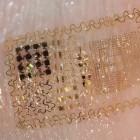 Stretchable Electronics: Gesundheitschip auf der Haut bekommt Strom per NFC
