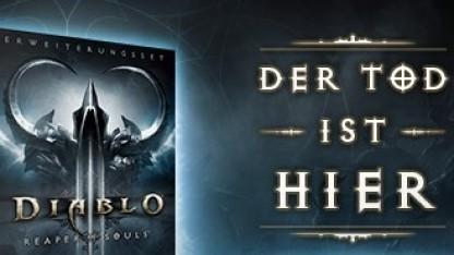 Werbung für Diablo 3: Reaper of Souls