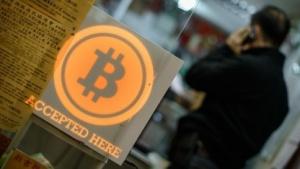 Geschäft in Hongkong, das Bitcoin akzeptiert