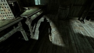Thief Garrett werden seine Schatten zum Verhängnis.