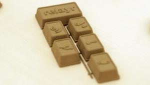 Die Schokoladenhüllen des Wunderbar