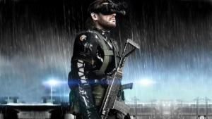 Artwork von Metal Gear Solid - Ground Zeroes