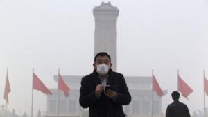 Smog in Peking: Kampf gegen die Umweltverschmutzung