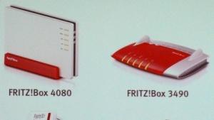 Zwei neue Fritzboxen zur Cebit