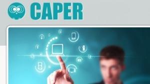 Auch in Europa wird am Ausspähen der Bürger intensiv geforscht, etwa mit Caper in sozialen Medien.