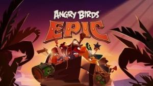Artwork von Angry Birds Epic
