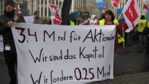 Telekom-Tarifrunde  2012