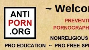 Auch eine Webseite, die sich gegen Pornografie ausspricht, wird vom Filter der Universität Zürich erfasst.