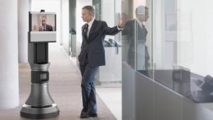 Telepräsenzroboter (Symbolbild): bereits an zwei Entscheidungen mitgewirkt