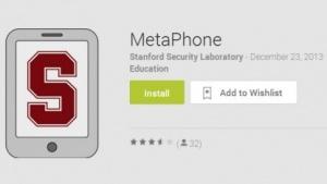 Diese Android-App schnüffelt - aber im Dienst der Wissenschaft.