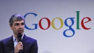 """Google-Chef Page ist """"enttäuscht"""" von der US-Regierung."""