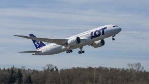 Boeing 787 Dreamliner (Symbolbild): Triebwerk eignet sich für Flugzeuge, aber auch für Raketen