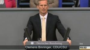 Der künftige Vorsitzende Binninger sieht in dem Ausschuss eine große Chance.