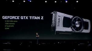 Nvidias neue High-End-Grafikkarte kostet 3.000 US-Dollar und braucht drei Slots.