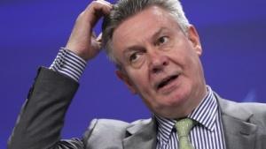"""Handelskommissar De Gucht will einen """"neuen und innovativen"""" Ansatz entwickeln."""