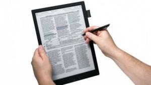 Der E-Reader DPTS1