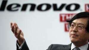 Lenovo-CEO Yang Yuanqing