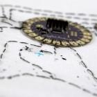 Wearables selbst gemacht: Mit Nadel, Faden und 3 Volt