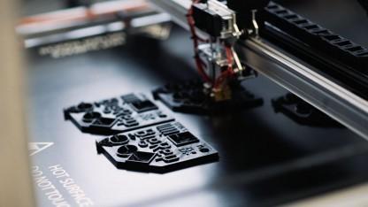 3D-Drucker Big Rep: interessiert an umweltfreundlichen Kunststoffen