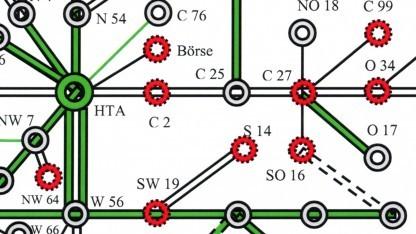 Im Zuge der NSA-Affäre wird das alte Rohrpostsystem in Berlin modernisiert und wieder in Betrieb genommen.