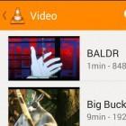 Videolan: VLC für Android mit neuem UI