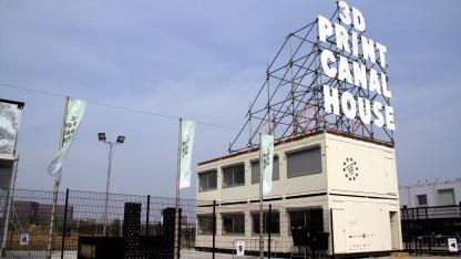 3d print canal house das haus aus dem 3d drucker. Black Bedroom Furniture Sets. Home Design Ideas