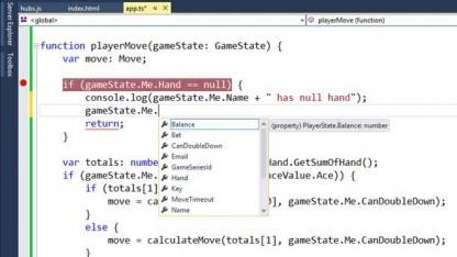 Typescript in Visual Studio