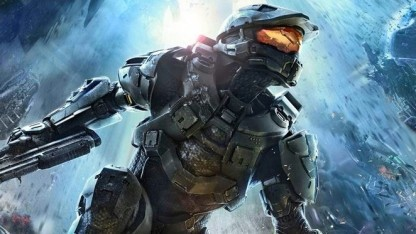 Artwork des Master Chief aus Halo