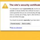 TLS-Bibliotheken: Fehler finden mit fehlerhaften Zertifikaten