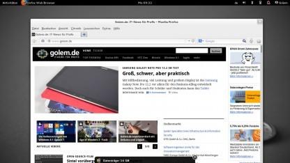 Gnome 3 ist einer der vielen Desktops für Linux, die Benutzer statt Windows XP nutzen können.