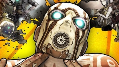 Artwork von Borderlands 2