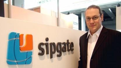 Sipgate-Chef Thilo Salmon